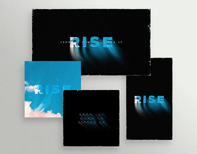 Rise Series Art