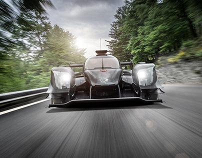 Ligier Le Mans LMP2