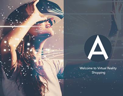 Virtual Reality Retail shoping