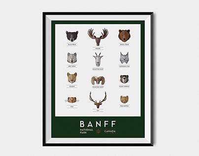 Banff National Park Print