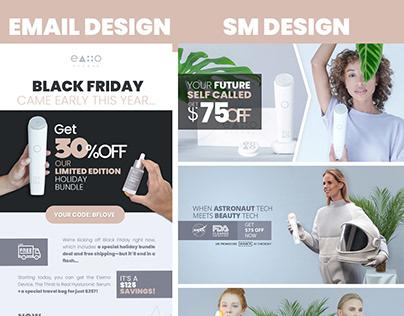 Barnding / SM Ads Design