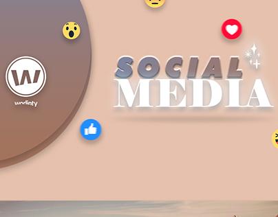 Social media - Worlinty Agencia Digital