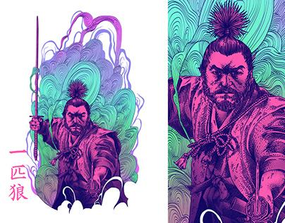 The Lonewolf Miyamoto Musashi