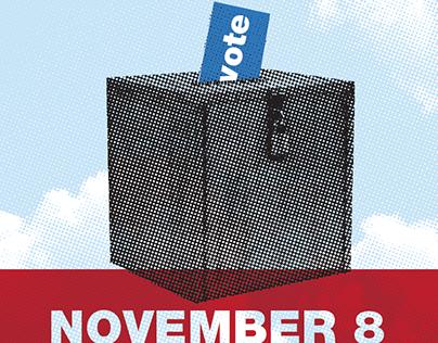 AIGA VOTE Poster Campaign
