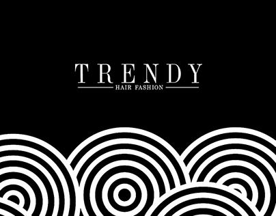 TRENDY branding materials