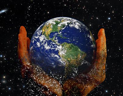 Earth vs. Man