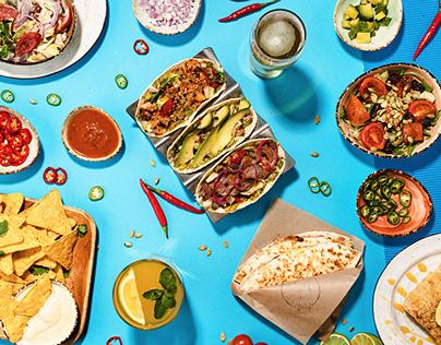 Campaign for Bros Burritos