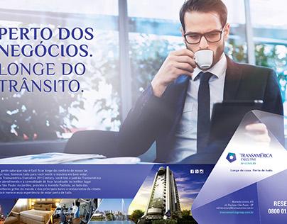 Campanha Transamérica Hospitality Group 2015/2016