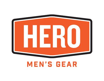 Hero Men's Gear Logo