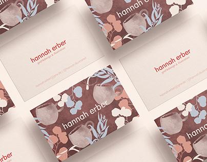 Hannah Erber | Personal Branding