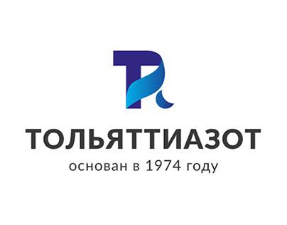 Togliattiazot rebranding concept