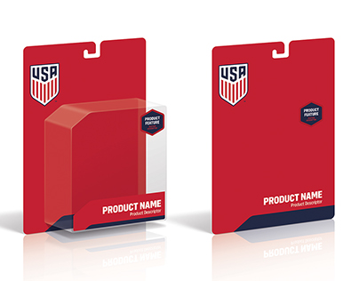 U.S. Soccer Licensed Product Packaging Program