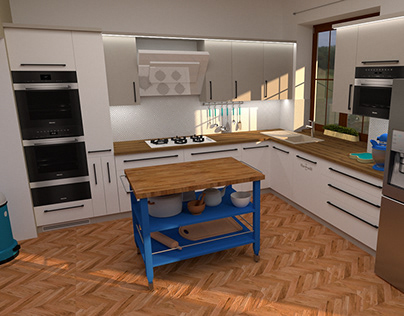 Generous Kitchen