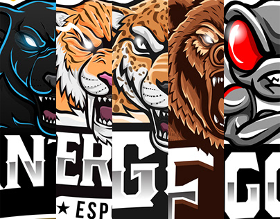 Animal Esport Logo