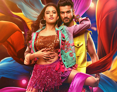 2nd poster for Bhangra Paa Le movie