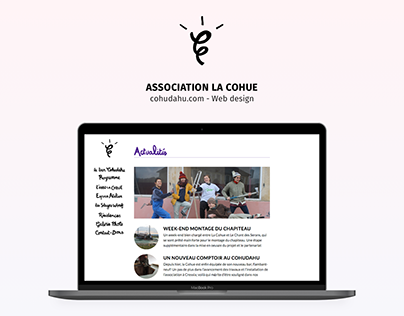 Cohudahu Web design