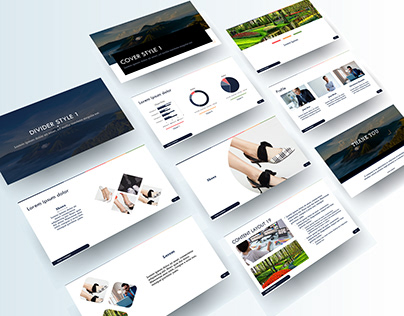 Pesona Indonesia PowerPoint Template