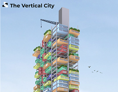 The Vertical City High Rise Complex