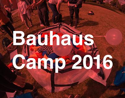 Bauhaus Camp 2016