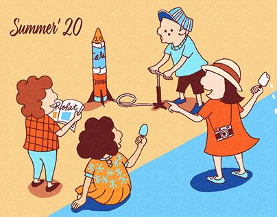 Summer' 20