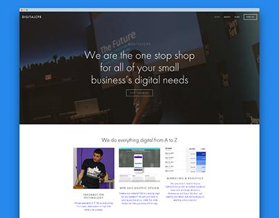 Portfolio Site on Squarespace