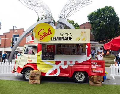 Stoli Lemonade Roadshow