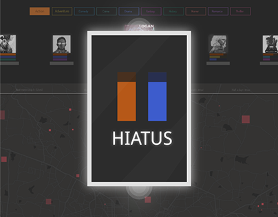 Hiatus | Data-driven Movie-Booking Experience