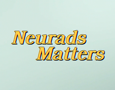 Neurads Matters