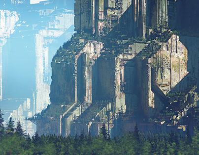 Abandoned Blade Runner 02