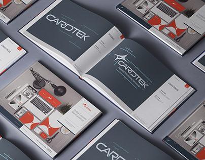 Cardtek - Brand Guidelines