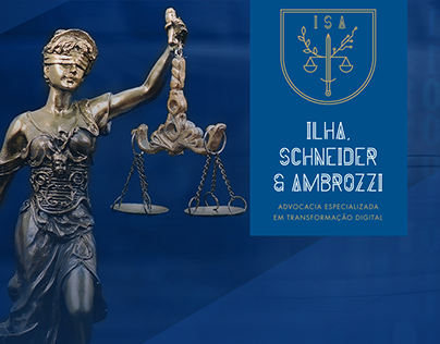 ISA Advocacia - Website