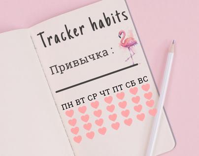 Tracker habits