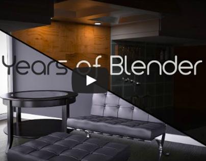 6 Years of Blender