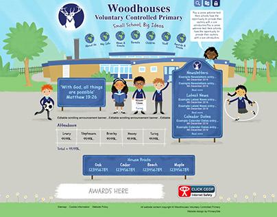 Woodhouses VC Primary School