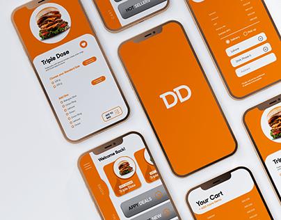 Daily Deli Co. App UI Suggestion