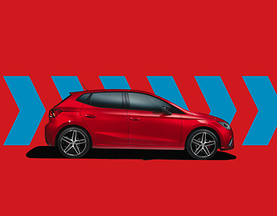 SEAT Ibiza, WE! shoot it for Red Indians