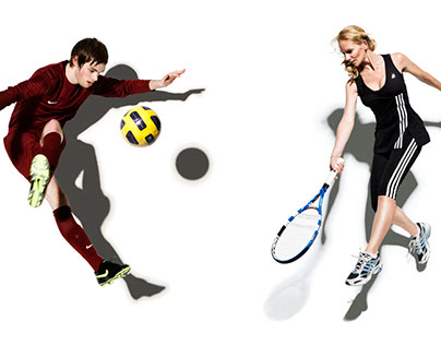 Sport Action photoshoot - London