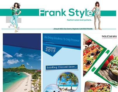 Bannar & Flyer design