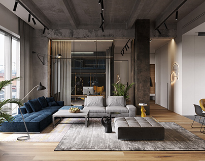 OK Loft by Cartelle Design