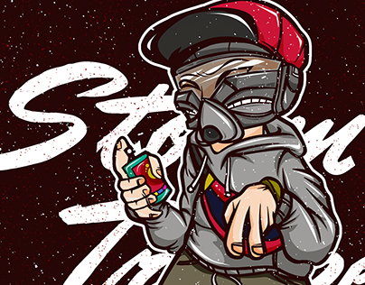 Urban Stormtrooper