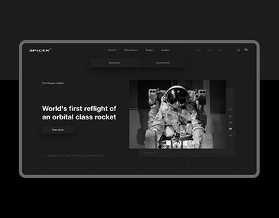 Space X Design Concept