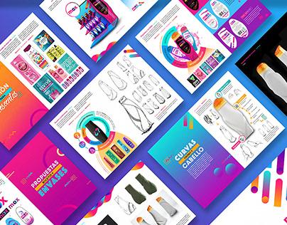 Product Design - Mox Shampoo