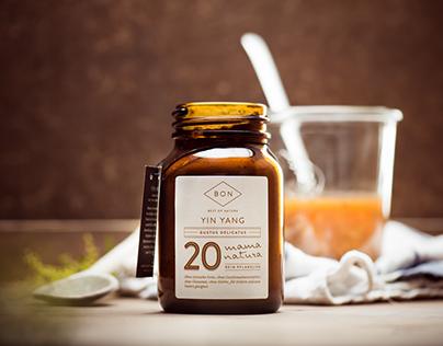 Best of Nature – Branding, Packaging, Web Design