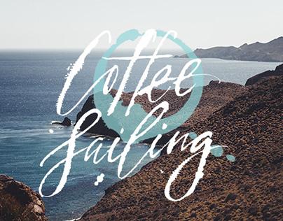 Coffee Sailing Logo
