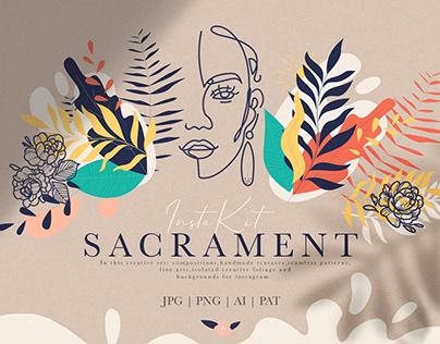 Sacrament Insta Kit