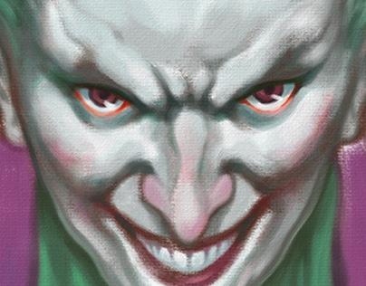 Adobe Fresco Oils - The Joker