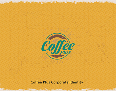 Coffee Plus Corporate Identity