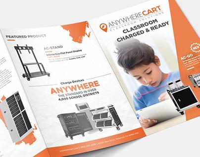 Anywhere Cart Marketing Materials
