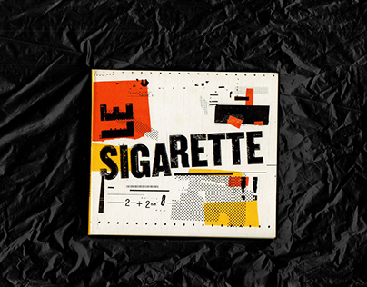 Album art: le sigarette