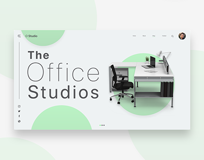 Office Studio Website | Office Furniture